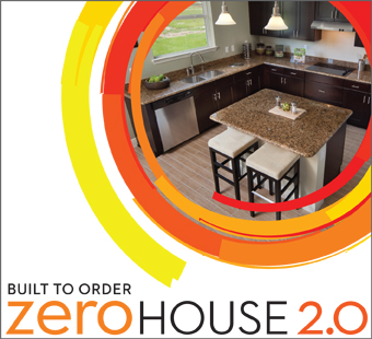 Green ZERO Energy KB Home for sale in Tampa Florida
