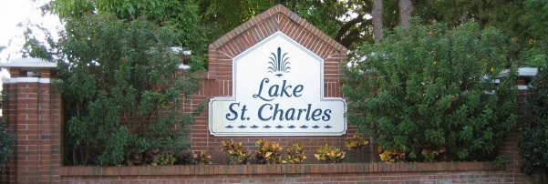 Lake St Charles, A waterfront community of homes for sale in Riverview, FL 33578