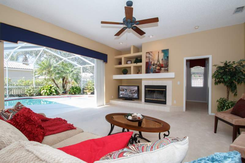 New Tampa Pool Home for sale in Hunters Green Image