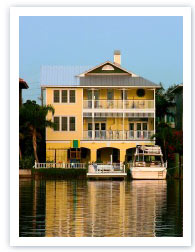 Tampa Bay waterfront home