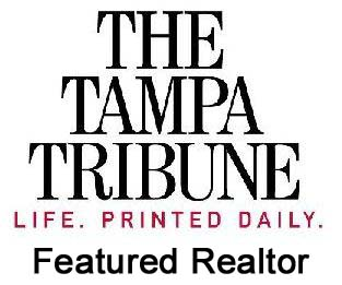 Tampa Realtor Michael Valdes has been feautured multiple times in the Tampa Tribune