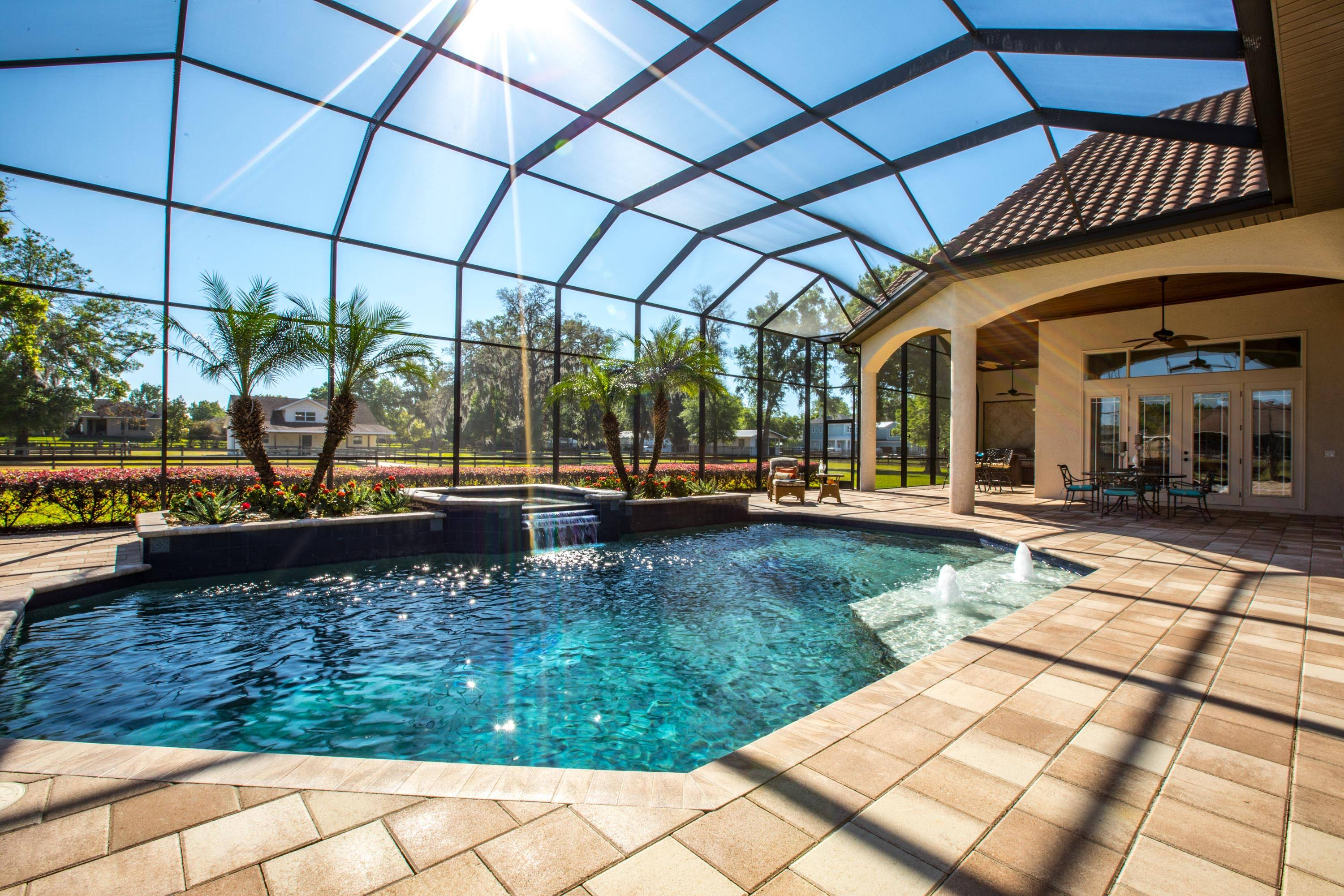 Tampa pool homes for sale